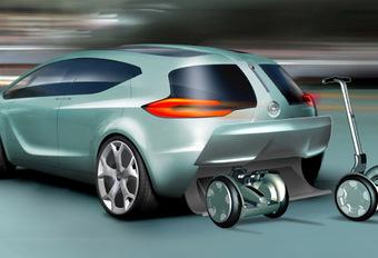 Opel Flextreme #1