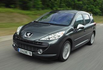 Peugeot 207 SW RC #1