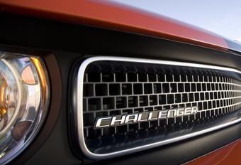 Dodge Challenger SRT8 #1