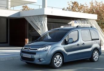 Citroën Berlingo - Peugeot Partner Tepee #1