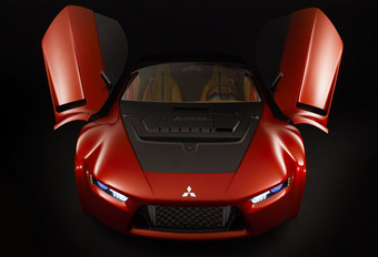 Mitsubishi Concept-RA #1