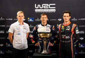 AutoWereld naar WRC Australië (1): wie wint de grote rallythriller van 2018? #1
