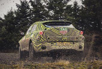 Aston Martin wil downsizen naar zes-in-lijn #1
