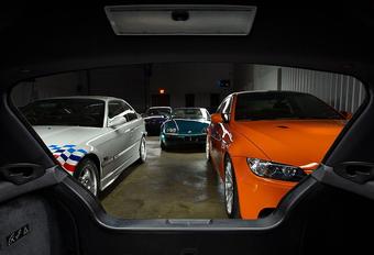 Word BMW-verzamelaar in 5 seconden #1