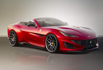 Ferrari Portofino 2.0 wil Aventador zijn #1