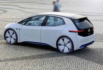 Volkswagen: echt 50 miljoen elektrische auto's? #1