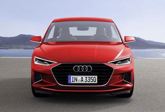 Audi A3 : la 4e génération en 2019 #1