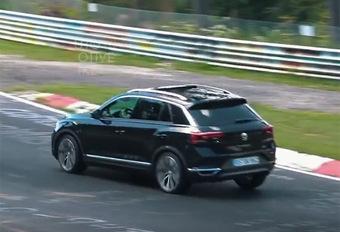 Volkswagen prépare un T-Roc R de 300 ch #1