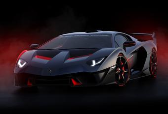 Lamborghini: Aventador en Urus volgens racedivisie #1
