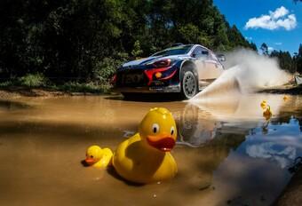 AutoWereld naar WRC Australië (3): het wordt moeilijk voor Neuville #1