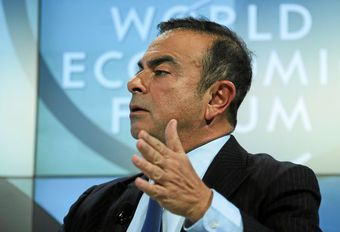 Topman Carlos Ghosn (Renault/Nissan/Mitsubishi) verdacht van gesjoemel - UPDATE #1