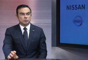 Nissan schuift Carlos Ghosn aan de kant #1