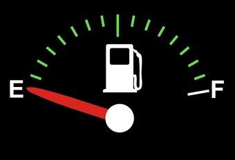 Gilets jaunes : pénurie de carburant en Wallonie #1