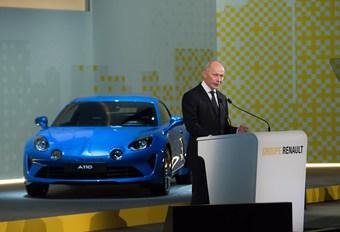 Renault vervangt Carlos Ghosn tijdelijk door een duo #1