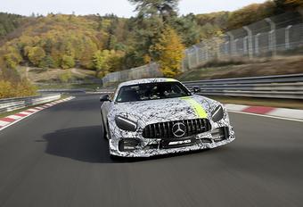 Mercedes-AMG GT R Pro : hardcore #1