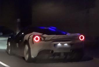 Ferrari Dino: V6 en hybride? #1
