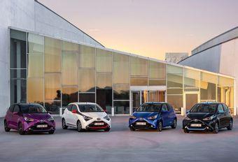 Einde van het partnerschap Toyota-PSA voor stadswagens #1