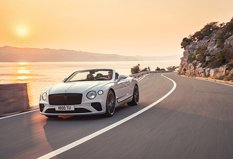 Bentley Continental GT: met de C van Convertible #1