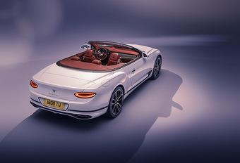 Bentley Continental GT krijgt C van Convertible #1