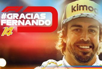 F1 Abu Dhabi 2018: Bye bye Alonso #1