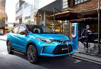 Honda Everus VE-1 : électrique pour la Chine #1