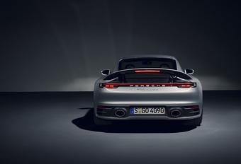 Porsche 911 992 GT3 : fidèle à l'atmosphérique #1