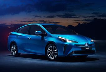 Toyota Prius : 4 roues motrices (mais pas chez nous) #1
