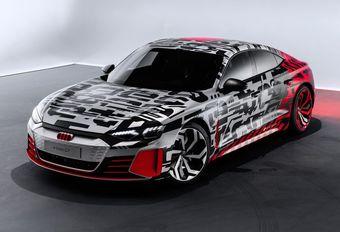 Audi e-tron GT: 3e telg #1