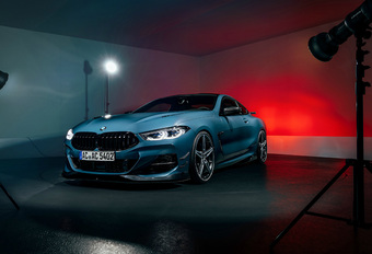 AC Schnitzer wacht niet op BMW M8 #1