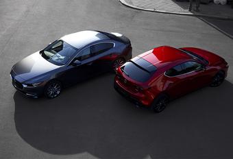 Spitstechnologie en opvallend design voor nieuwe Mazda 3 - update: de prijs #1