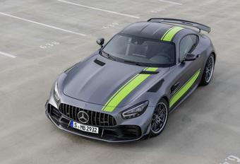Mercedes-AMG GTR Pro : plus corsée, pas plus puissante #1