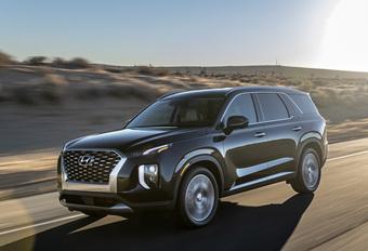 Hyundai Palisade : SUV de luxe avec 7 sièges #1