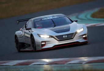Nissan Leaf Nismo RC is racewagen die niet racet #1