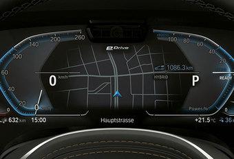 BMW veut forcer le mode électrique de ses PHEV en ville  #1