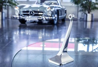 Mercedes Collection gaat onvindbare onderdelen 3D-printen #1