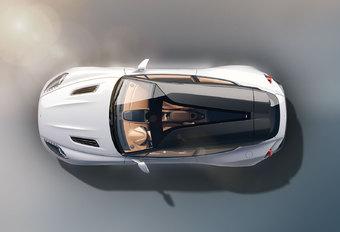 Zagato toont het interieur van de Aston Martin Vanquish Shooting Brake #1