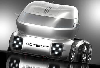 Wat als... Porsche vrachtwagens zou maken? #1