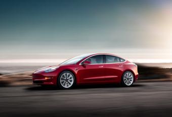 Tesla Model 3 en Belgique : ses prix et la date des premières livraisons #1