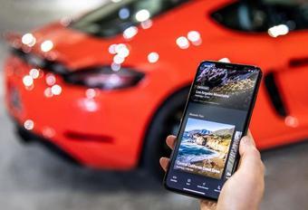 Porsche lanceert apps voor rijplezier en een zuiver geweten #1