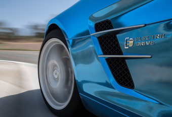Na de Pro en de Black Series volgt de Mercedes-AMG GT EQ #1