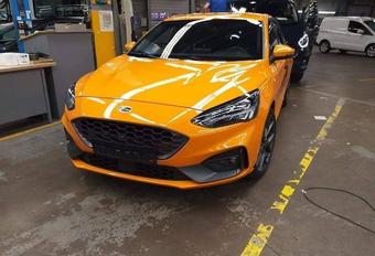 Ford Focus ST : fuite sur Internet #1