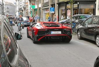 Parking Antwerpen: bezoekers buiten? #1