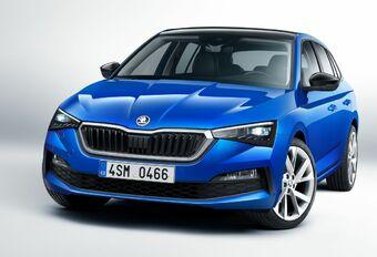 Škoda Scala: L'ambitieuse #1