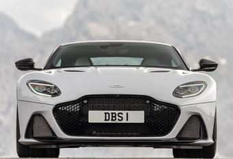 Aston Martin op het Autosalon van Brussel 2019: DBS Superleggera! #1