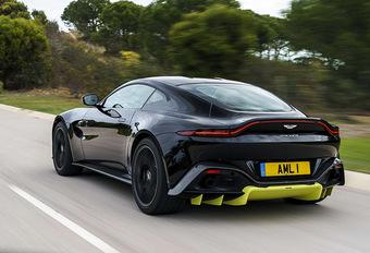 Aston Martin op het Autosalon Brussel 2019: Een nieuwe wind #1