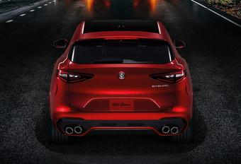 Alfa Romeo op het Autosalon van Brussel 2019: Quadrifoglio #1