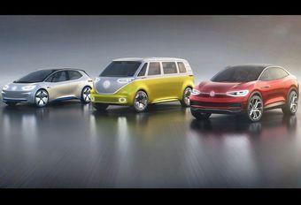 Volkswagen ID Lounge : SUV 7 places électrique #1