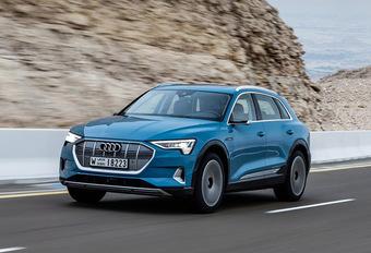 Audi op het Autosalon Brussel 2019: Eigen SUV eerst #1