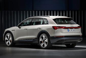 Audi op het Autosalon van Brussel 2019: A1, SQ2, Q3 en E-Tron #1