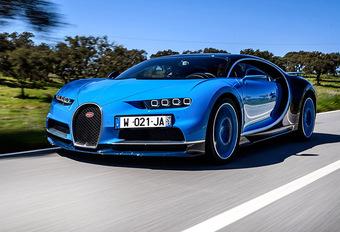 Bugatti au salon auto de Bruxelles 2019: Hypercar! #1